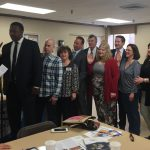 PJ Chamber New Board of Directors Swearing-in 2017